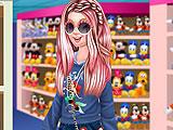 Барби посещает Диснейленд