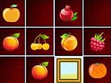 Уникальные фруктовый матч