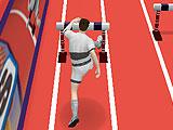 Летние виды спорта: бег с препятствиями