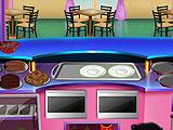 Горячий и пикантный ресторан