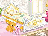 Уютная комната принцессы