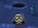 Разбить зомби