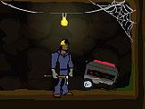 Побег из хаоса в шахте