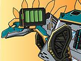 Дино Робот:Кентозавр