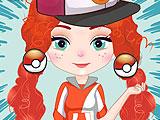 Принцессы - тренеры покемонов