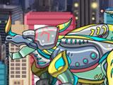 Дино Робот: Стиракозавр