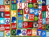Маджонг логотипы сайтов