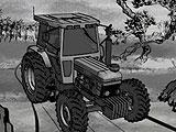 Гонки тракторов в Китае 2
