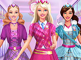 Школьная форма принцессы Барби