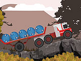 18 колессная пожарная машина