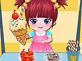 Детский магазин мороженого