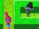 Тролли: Приключения в 3Д лабиринте