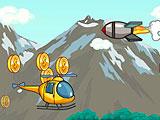 Путешествие на вертолете