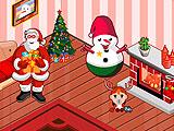 Рождественские комнаты