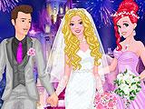 Принцессы на свадьбе Авроры
