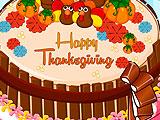Тыквенный пирог ко Дню благодарения