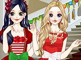 Рождество принцесс