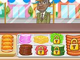 Магазин бургеров