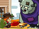 Рейнджер против зомби