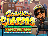 Subway Surfers: Амстердам