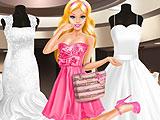 Блонди в свадебном магазине