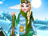 Зимние приключения Эльзы