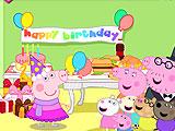 Вечеринка Свинки Пеппы