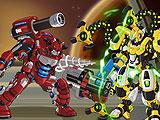 Робот супер боец 2