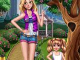 Веселый шопинг принцесс