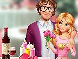 Рапунцель, будь моей валентинкой