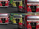 Гонки грузовиков: найди отличия