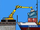 Доставка на корабле