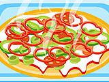 Угостить пиццей