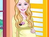Уход за беременной Барби