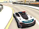 Полиция Дубая гонка cуперкаров