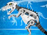 Робот Динозавры Головоломка