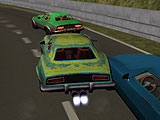 Скоростные гонки