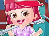 Малышка Хейзел: сантехник