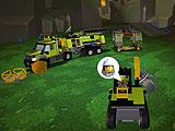 Мой город Лего 2: покоритель вулкана