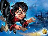 Гарри Поттер: пазл
