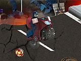 Капитан Америка - гражданская война онлайн