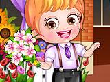 Малышка Хейзел флорист