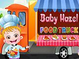 Малышка Хейзел: грузовик с едой