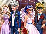 Королевские гости на свадьбе Леди Баг