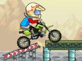 Подвиг мотоциклиста