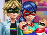 Леди Баг и Супер Кот: день семьи