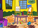 Игровая комната для дошкольников
