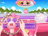 Викторина для принцессы-водителя