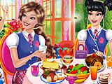 Принцесса Барби: скрытые объекты
