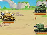Отряд танков